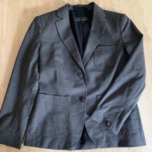 rag and bone charcoal blazer